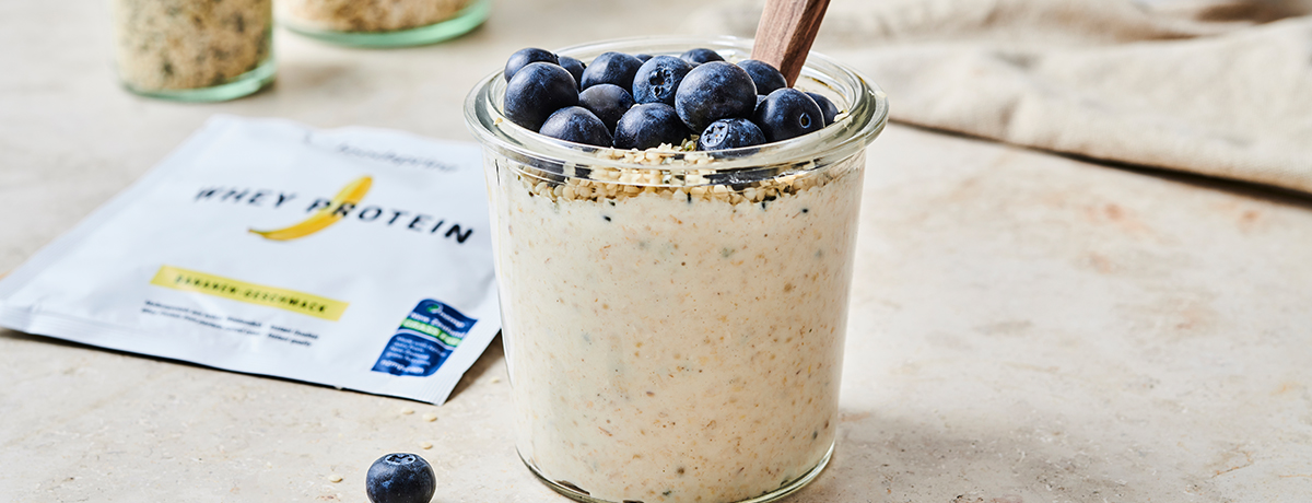 overnight oats foodspring